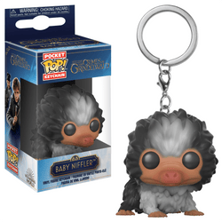 Crimes of Grindelwald Funko Pop! Keychain Baby Niffler (Striped)