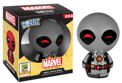 Deadpool Funko DORBZ Deadpool (X-Force) (Convention Sticker) #006