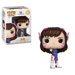 Overwatch Funko Pop! D.Va #491