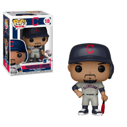 MLB Funko Pop! Francisco Lindor (Road) #18