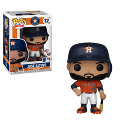 MLB Funko Pop! Jose Altuve (Alternate) #12