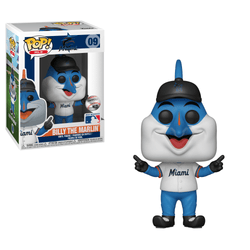 MLB Mascot Funko Pop! Billy the Marlin (Marlins) #09