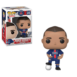Paris Saint-Germain Funko Pop! Marco Verratti #22