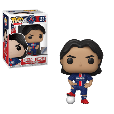 Paris Saint-Germain Funko Pop! Edinson Cavani #23