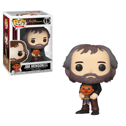 Icons Funko Pop! Jim Henson with Ernie #19