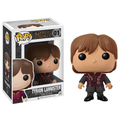 Game of Thrones Funko Pop! Tyrion Lannister #01