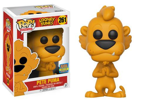 Looney Tunes Funko Pop! Pete Puma #261
