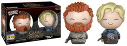 Game of Thrones Funko DORBZ Tormund & Brienne (Shared Sticker)