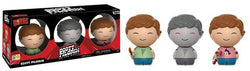 Scott Pilgrim Vs. the World Funko DORBZ Scott Pilgrim 3-Pack (Convention Sticker)