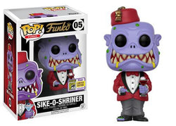 Funko Mascot Funko Pop! Sike-O-Shriner (Shared Sticker) #05