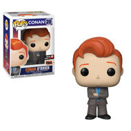 Conan O'Brien Funko Pop! Conan O'Brien Suit (Gray Suit) #20