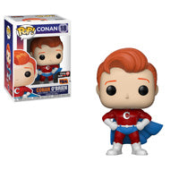 Conan O'Brien Funko Pop! Super Suit #18