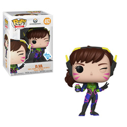 Overwatch Funko Pop! D.Va (Nano Cola) #492