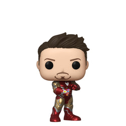 Avengers: Endgame Funko Pop! Tony Stark (with Gauntlet) (Shared Sticker) #529