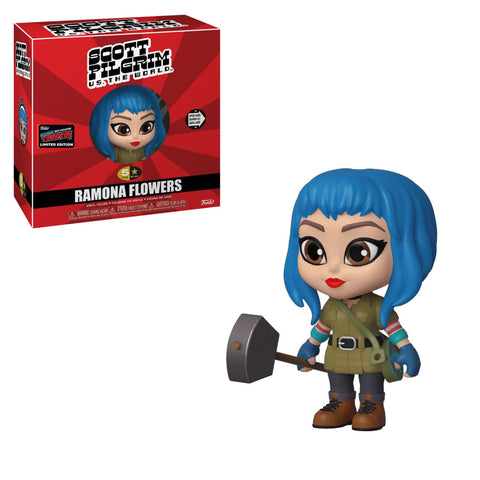 Scott Pilgrim vs. The World Funko 5 Star Ramona Flowers (Convention Sticker)