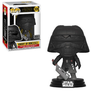 Star Wars: The Rise of Skywalker Funko Pop! Knight of Ren (Heavy Blade) #335