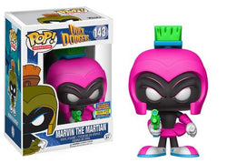 Duck Dodgers Funko Pop! Marvin the Martian (Pink) #143