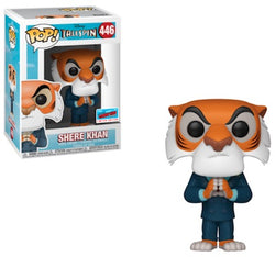 Tailspin Funko Pop! Shere Khan (Hands Together) (Shared Sticker)
