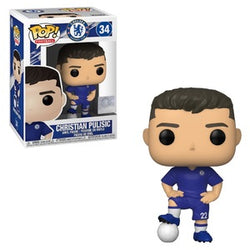 Chelsea Funko Pop! Christian Pulisic #34