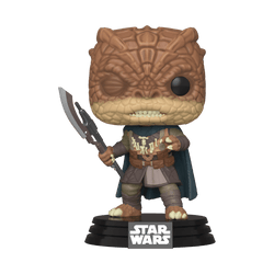 Star Wars: The Mandalorian Funko Pop! Trandoshan Thug (Pre-Order)
