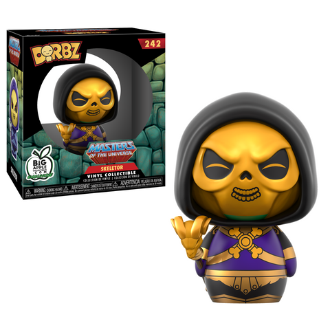 Masters of the Universe Funko DORBZ Skeletor (Metallic)