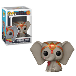 Dumbo Funko Pop! Dreamland Dumbo (Red Outfit) #512 (Pre-Order)