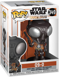 Star Wars: The Mandalorian Funko Pop! Q9-Zero #349