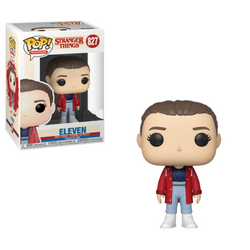 Stranger Things Funko Pop! Eleven (Red Jacket) #827 (Pre-Order)