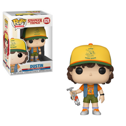 Stranger Things Funko Pop! Dustin (Vest) #828 (Pre-Order)