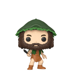 Jumanji Funko Pop! Alan Parrish (with Knife) (Pre-Order)