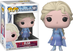 Frozen 2 Funko Pop! Elsa #581