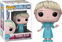 Frozen 2 Funko Pop! Young Elsa #588