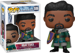 Frozen 2 Funko Pop! Mattias #586