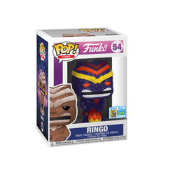 Spastik Plastik Funko Pop! Ringo (Purple) #54