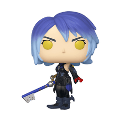 Kingdom Hearts 3 Funko Pop! Dark Aqua (with Keyblade) (Pre-Order)