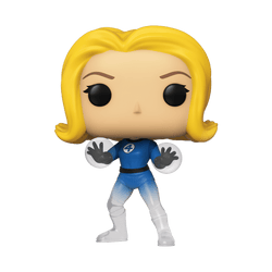 Fantastic Four Funko Pop! Invisible Woman (Disappearing) (Pre-Order)