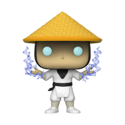 Mortal Kombat Funko Pop! Raiden (with Lightning) (Open Arms) (Pre-Order)