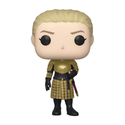 Game of Thrones Funko Pop! Ser Brienne of Tarth (Gold Armor) (Pre-Order)