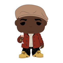 Notorious B.I.G. Funko Pop! Notorious B.I.G. (Big Poppa) (Wine Glass) (Pre-Order)