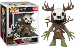 The Witcher Wild Hunt Funko Pop! Leshen 6in (Pre-Order)