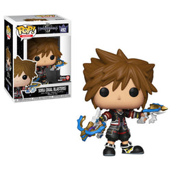 Kingdom Hearts 3 Funko Pop! Sora (Dual Blasters) #492
