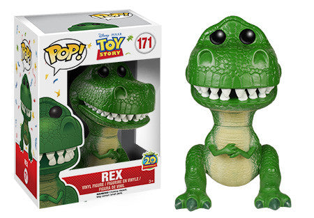 Toy Story Funko Pop! Rex #171