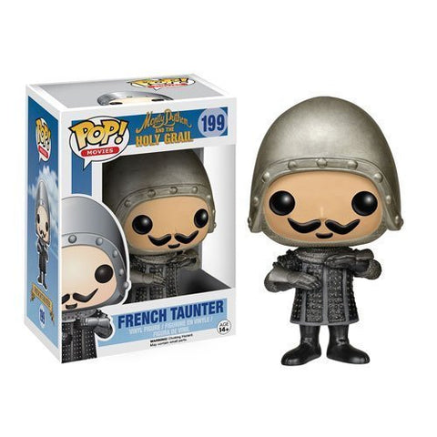 Monty Python and the Holy Grail Funko Pop! French Taunter #199