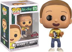 Rick and Morty Funko Pop! Get Schwifty Morty #573