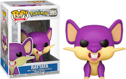 Pokemon Funko Pop! Rattata #595