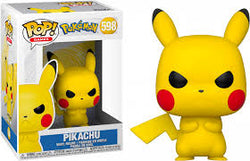 Pokemon Funko Pop! Pikachu (Grumpy) #598