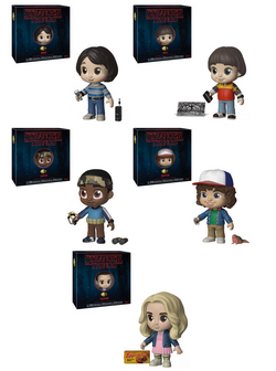 Stranger Things Funko 5 Star Complete Set of 5 (Pre-Order)