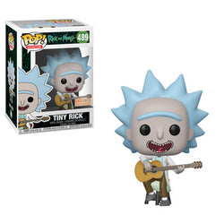Rick And Morty Funko Pop! Tiny Rick #489