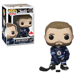 NHL Jets Funko Pop! Blake Wheeler #27