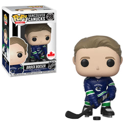 NHL Canucks Funko Pop! Brock Boeser #28